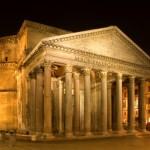Pantheon, Roma by night