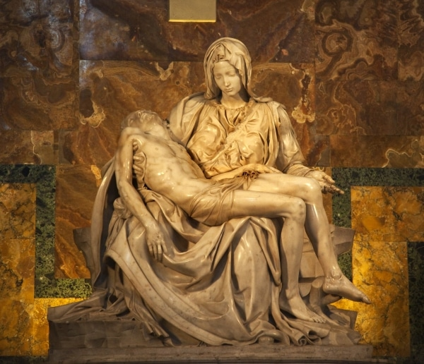 Piety by Michelangelo