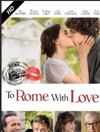 How to watch To Rome with Love online?