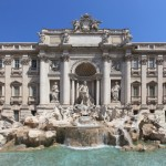 Trevi Fountain, Rome - Italy